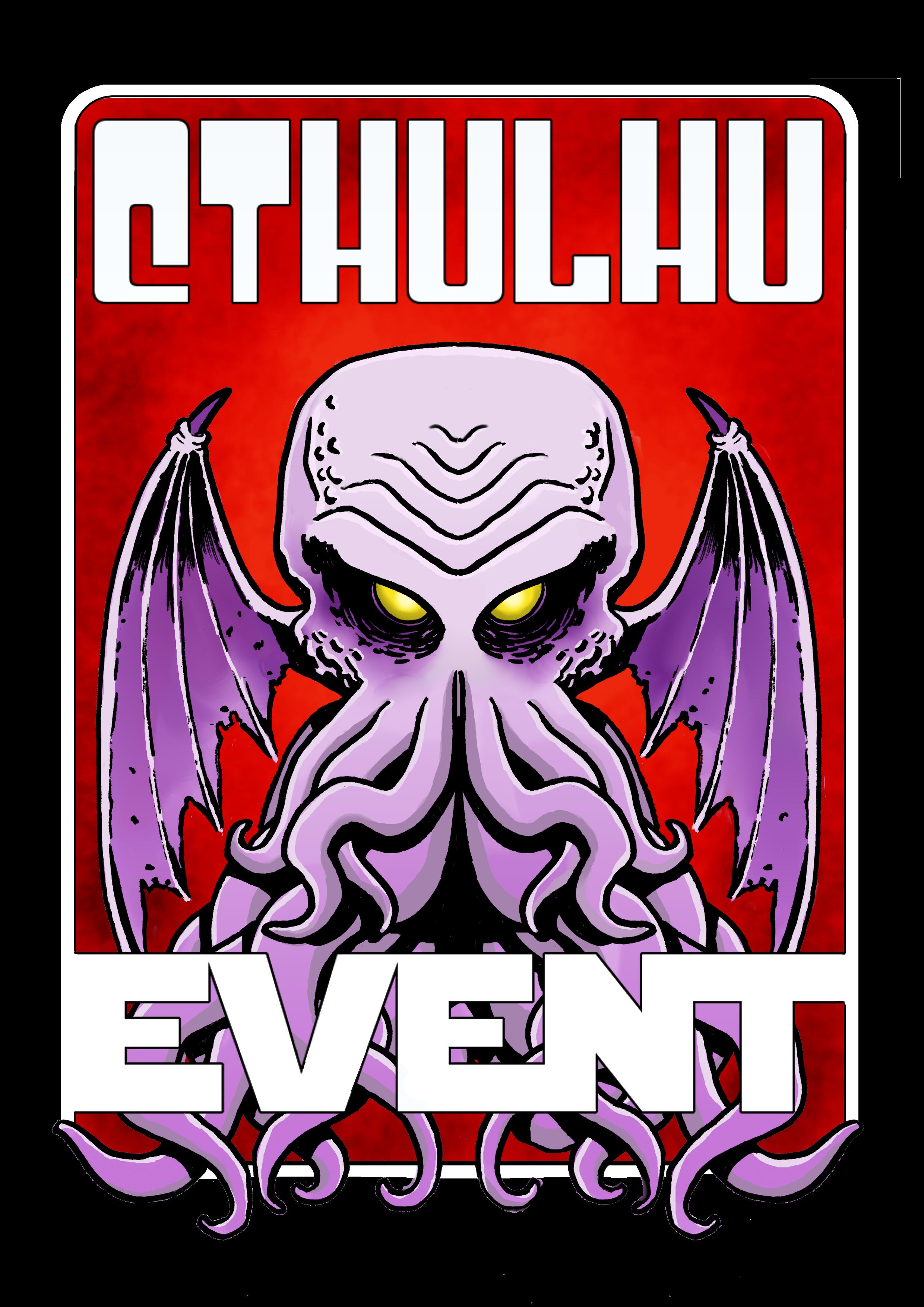 Cthulhu event logo 1