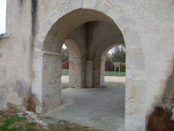 Les arches cintrées