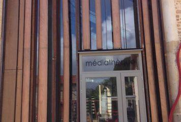 Médiathèque Espace Salcido