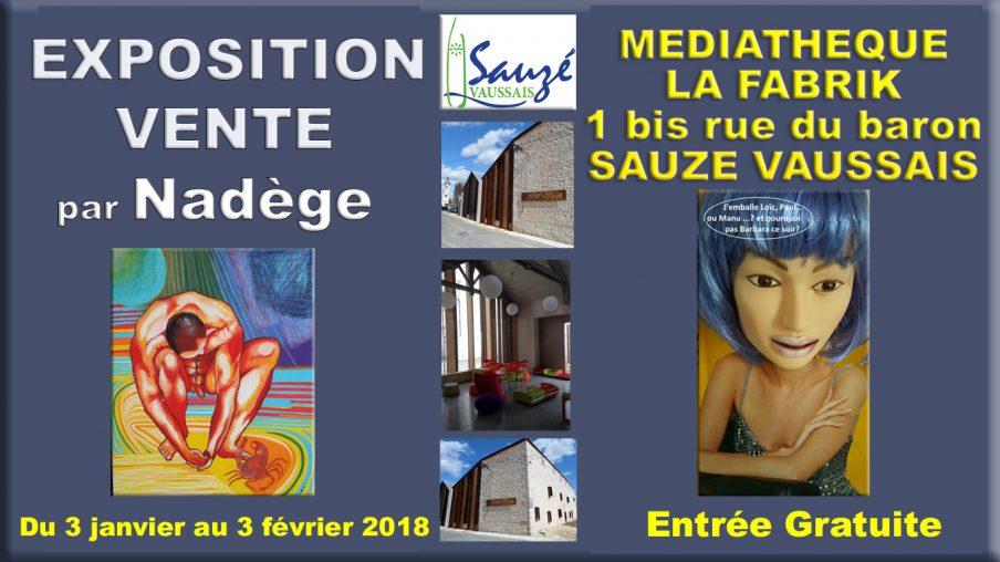 exposition Nadège