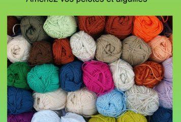 Atelier tricot et crochet