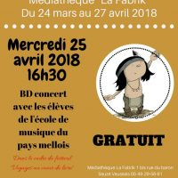 Mediatheque 25 avril