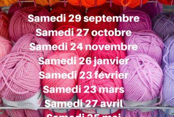 Atelier Tricot-crochet 2018/2019