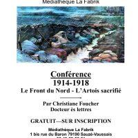 conférence 14-18