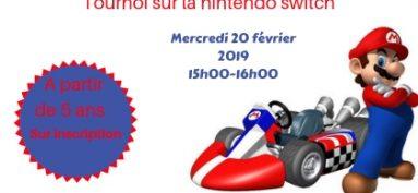 Tournoi Nintendo