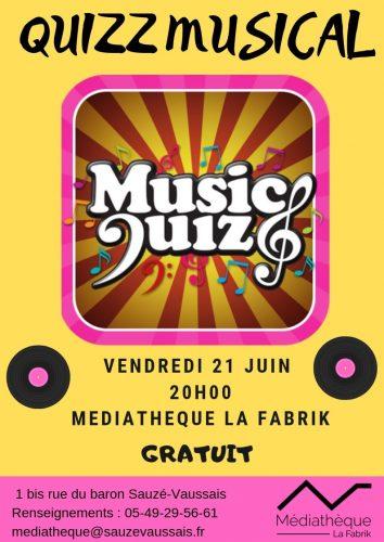 quizz musical