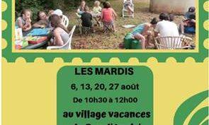 Rendez-vous au village vacances…