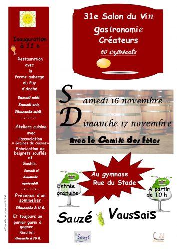affiche gastronomie A4 (002)