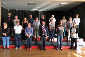 Elections du Maire et des adjoints