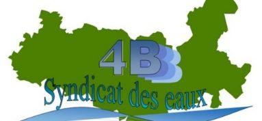 COMMUNICATION DU SYNDICAT DES EAUX 4B