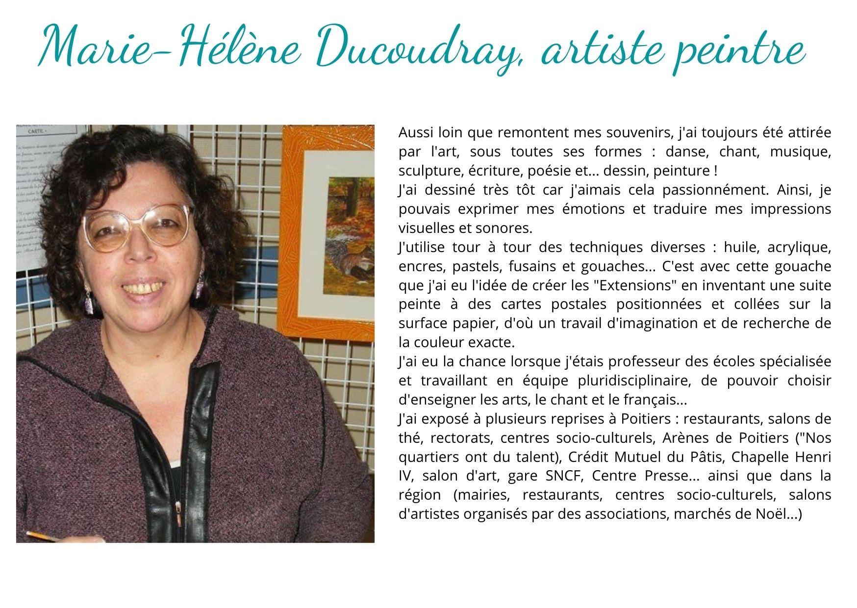 présentationMH Ducoudray